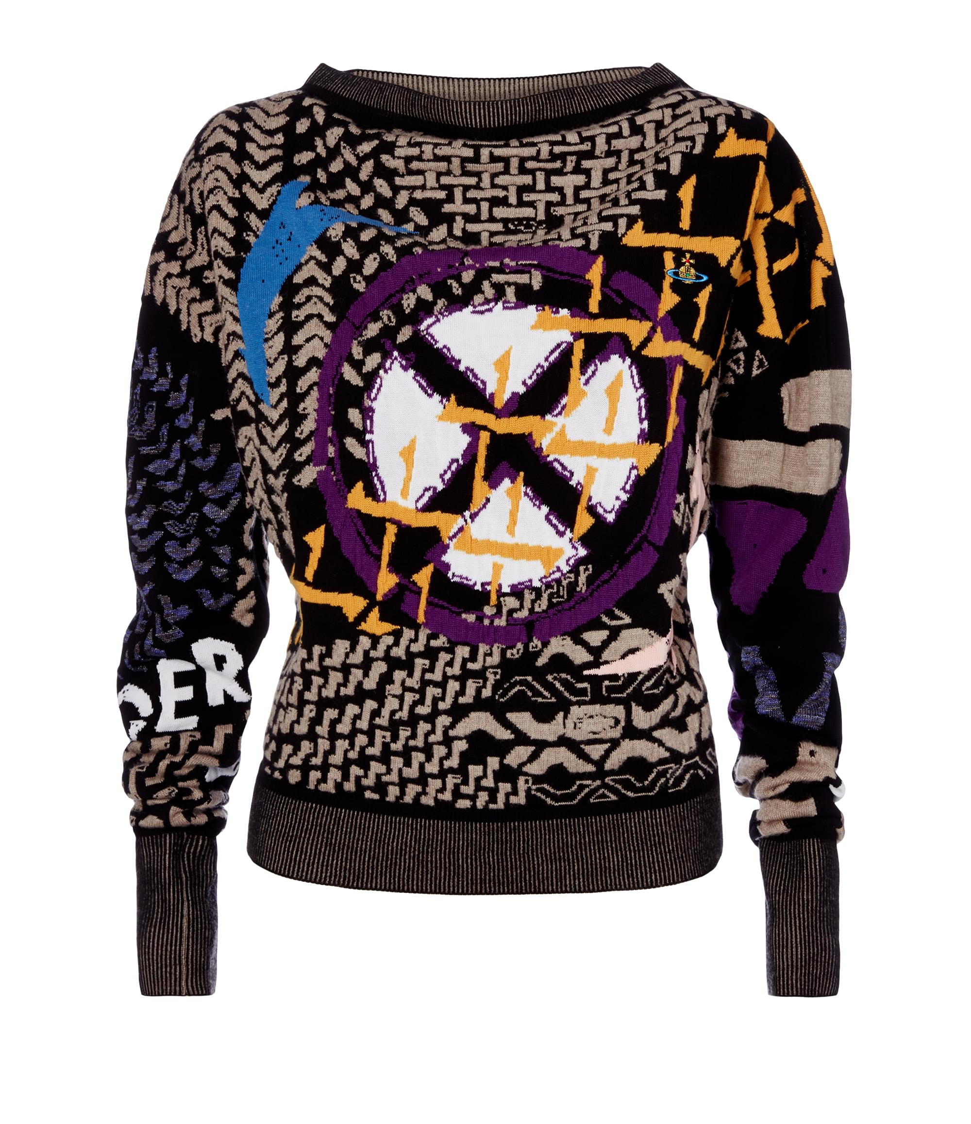 Vivienne Westwood Manhole Classic Sweater
