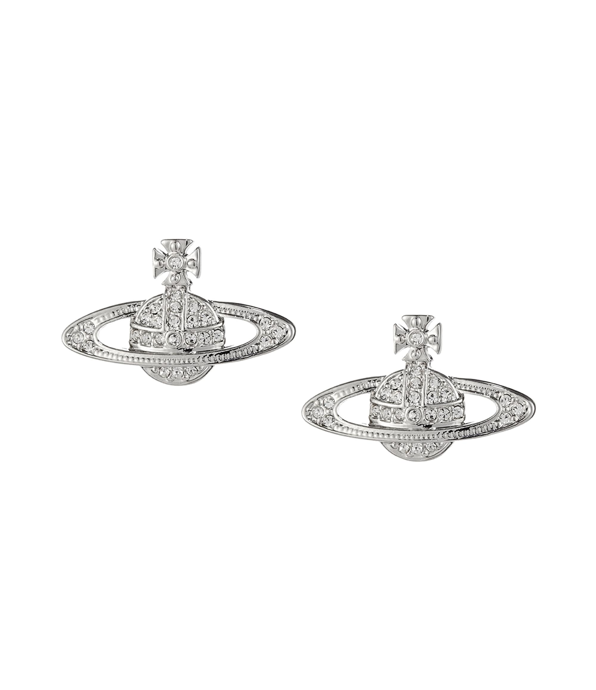 Vivienne Westwood Mini Bas Relief Earrings