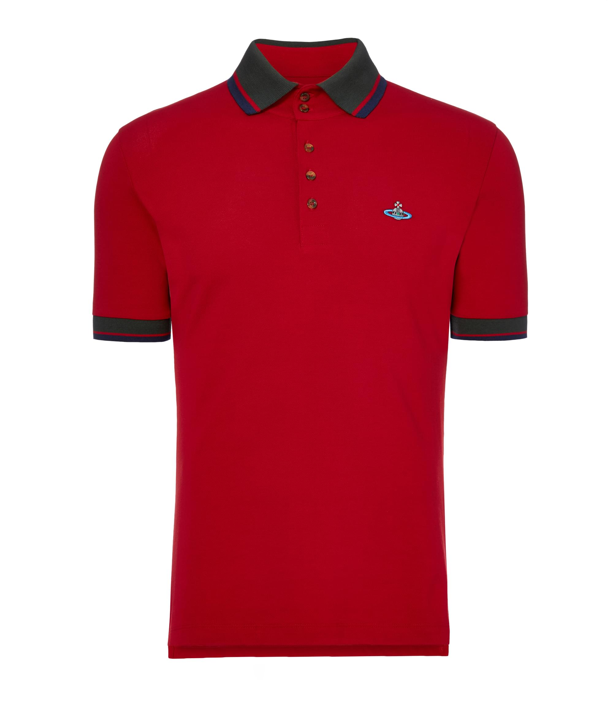 Vivienne Westwood Red Krall Polo