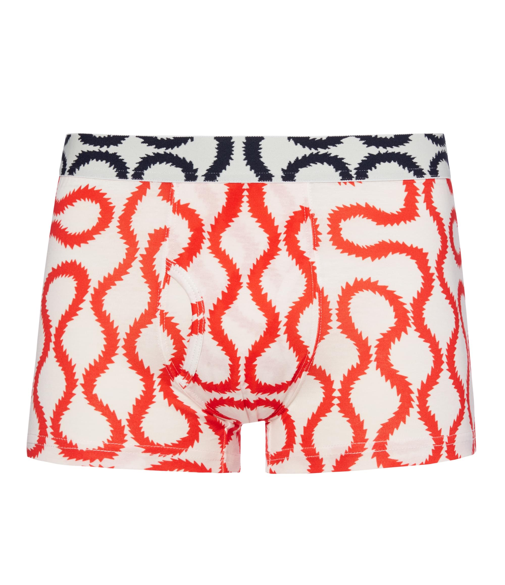 Vivienne Westwood Red Squiggle Boxer Shorts