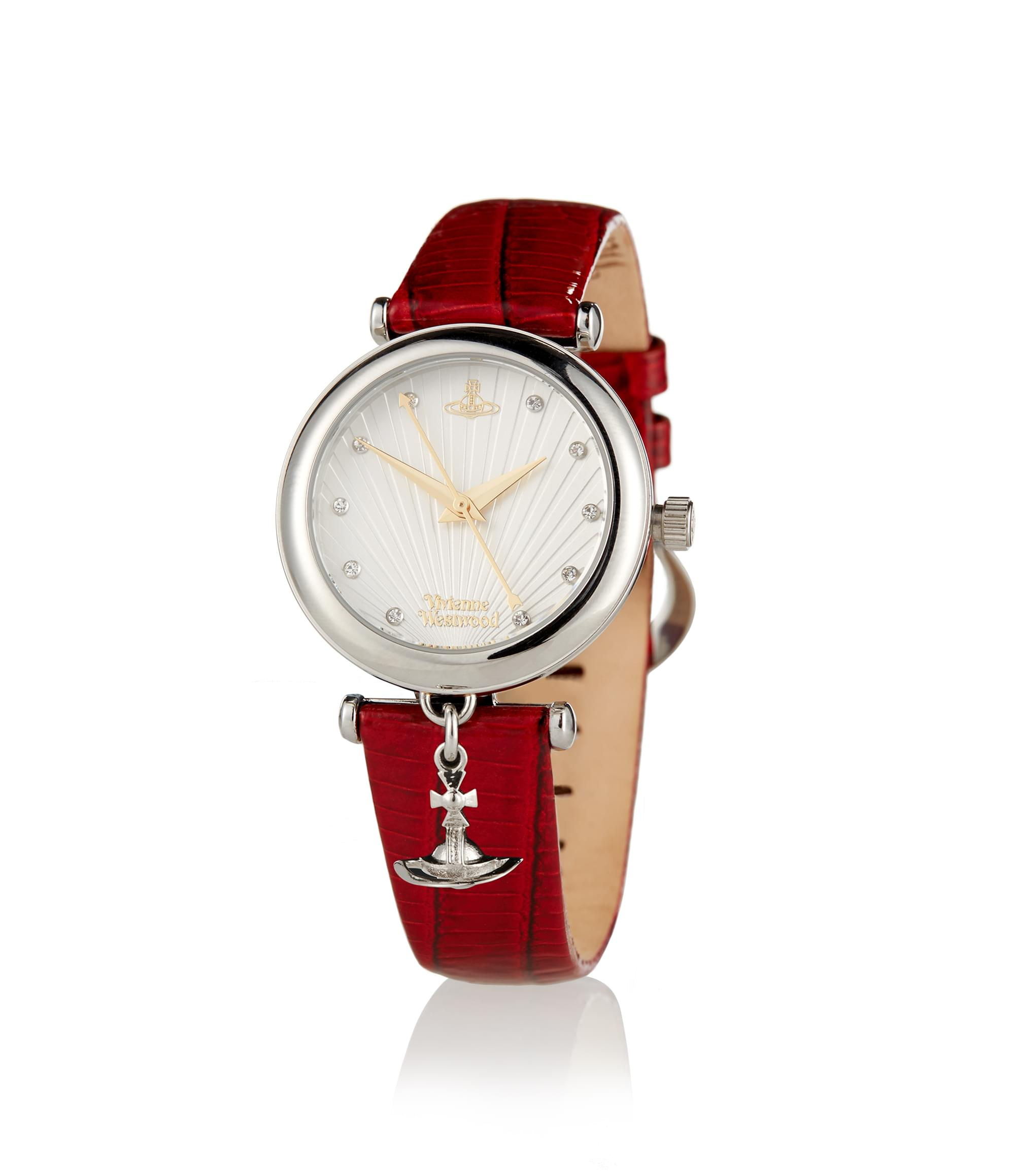 Vivienne Westwood Red Trafalgar Watch